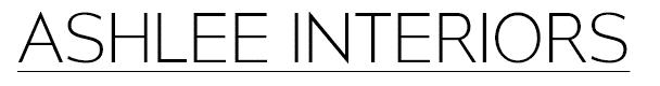 Ashlee Interiors Logo